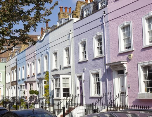 Seven of the most Colourful London Streets | natashadenness.co.uk