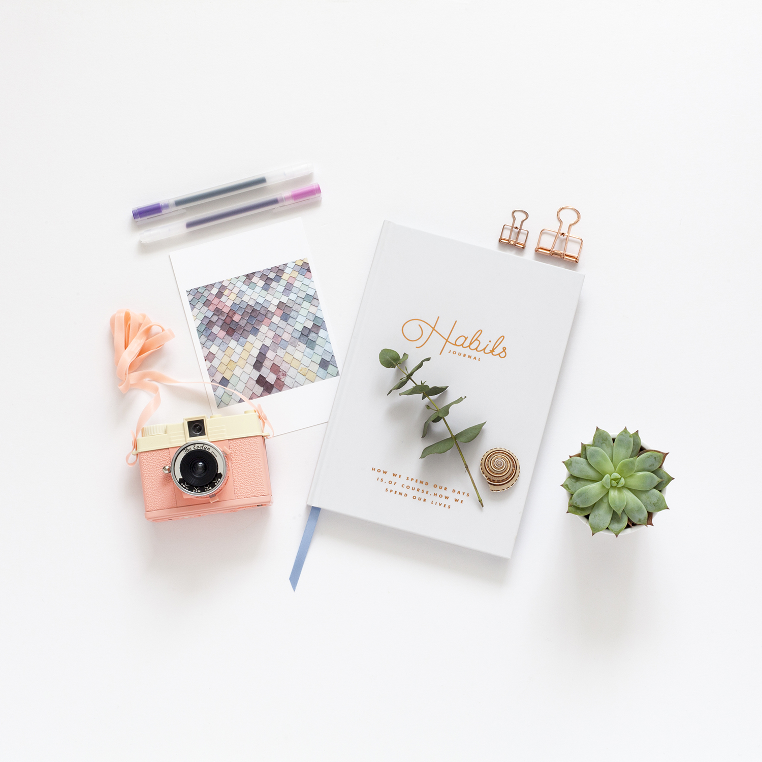 The Benefits of Keeping a Gratitude Journal - Natasha Denness Coaching - (Photo of a gratitude journal)