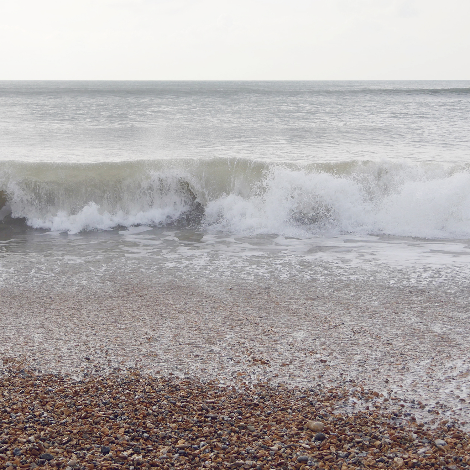 Setting my Intention for the New Year with a Word | Natasha Denness Coaching | natashadenness.co.uk (Photo of a beach)
