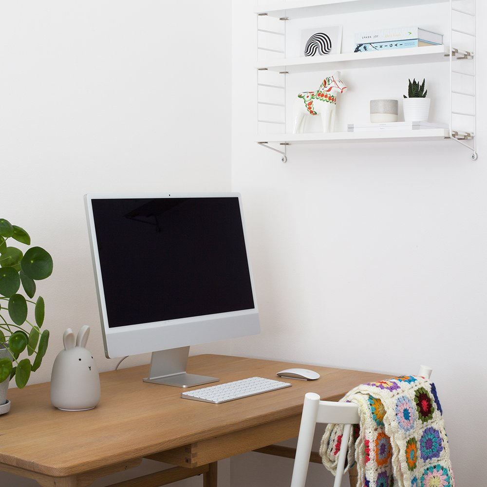 Nurturing and Uplifting Autumn Intentions | Natasha Denness Coaching (image of a desk)